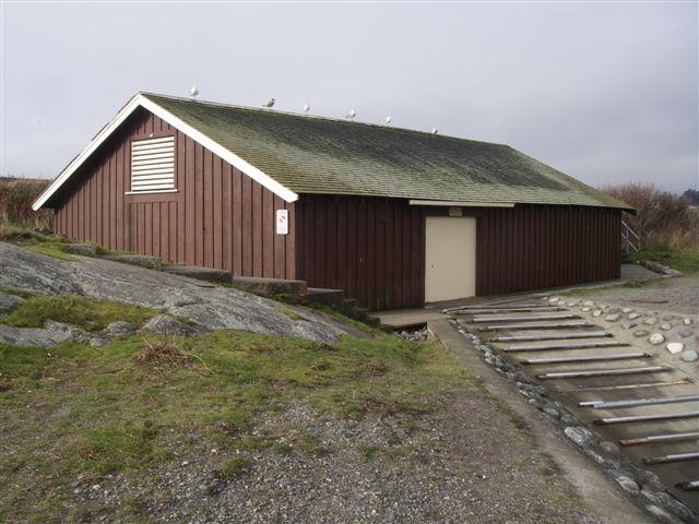 Boathouse today